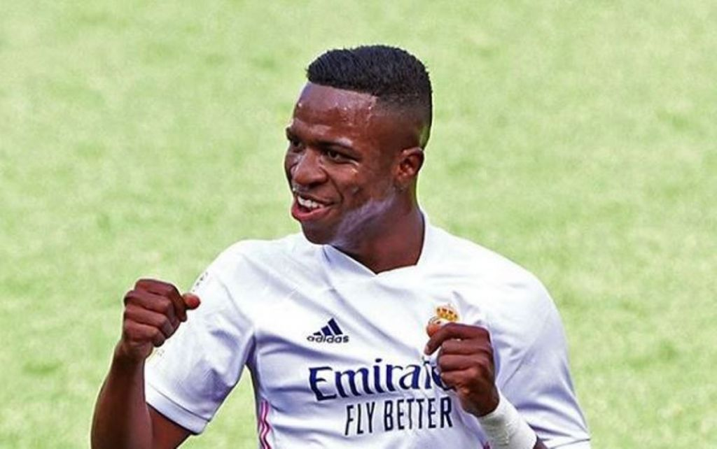 Zidane / Real Madrid / Vinícius