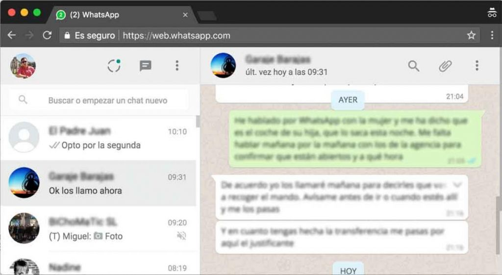 Cómo integrar la web de WhatsApp a Google Chrome sin usar la web