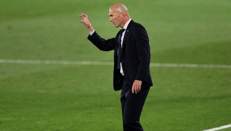 La repentina marcha de Mayoral pone muy nervioso a Zidane