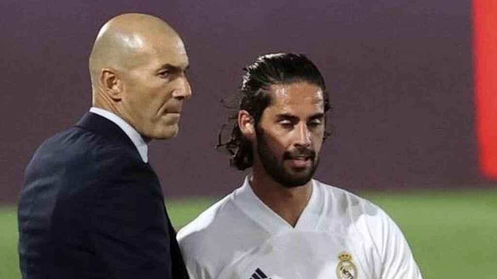 Isco / Benzema / Zidane