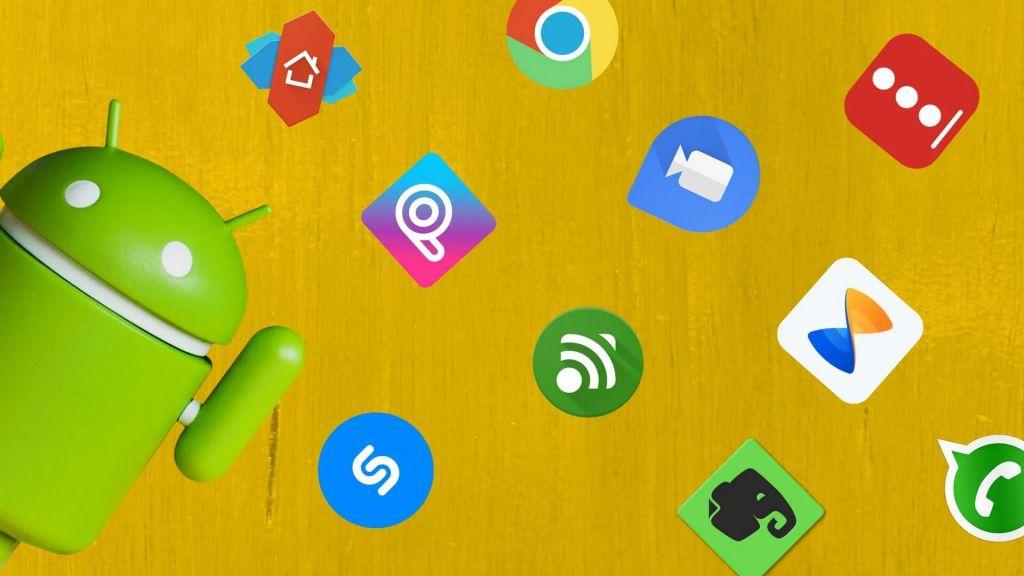apps instaladas en android