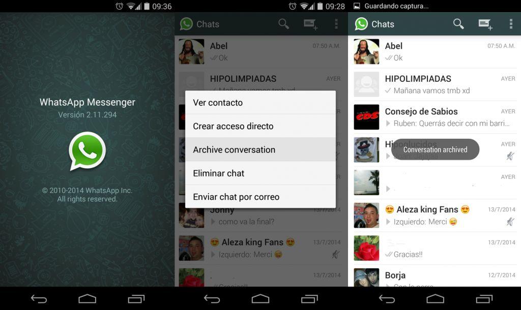 Cómo mejorar la privacidad de WhatsApp