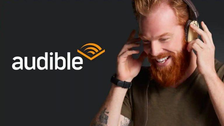 Así es Audible de Amazon, la competencia directa de Spotify en podcast