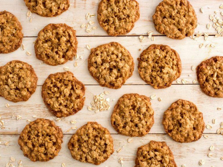 Cómo hacer unas galletas de avena saludables y riquísimas