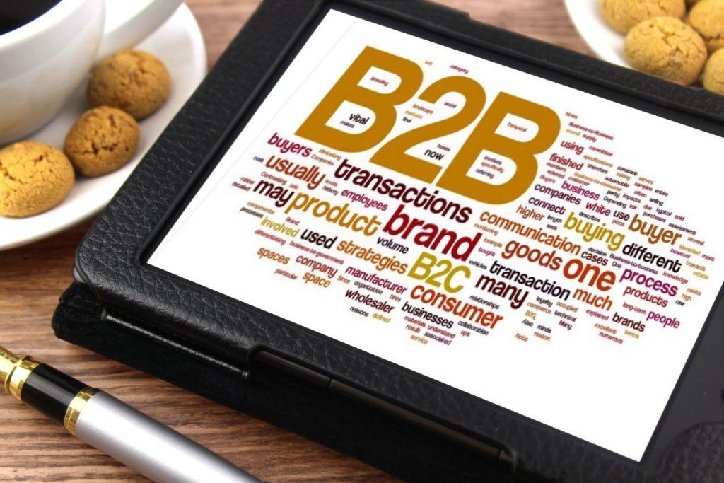 Qué es B2B y B2C