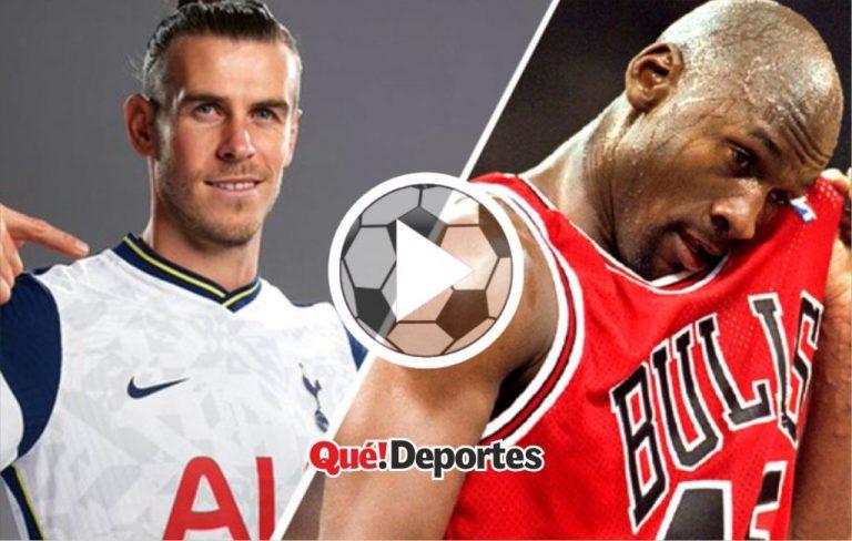 Bale, el hombre que la rompe en todos los deportes