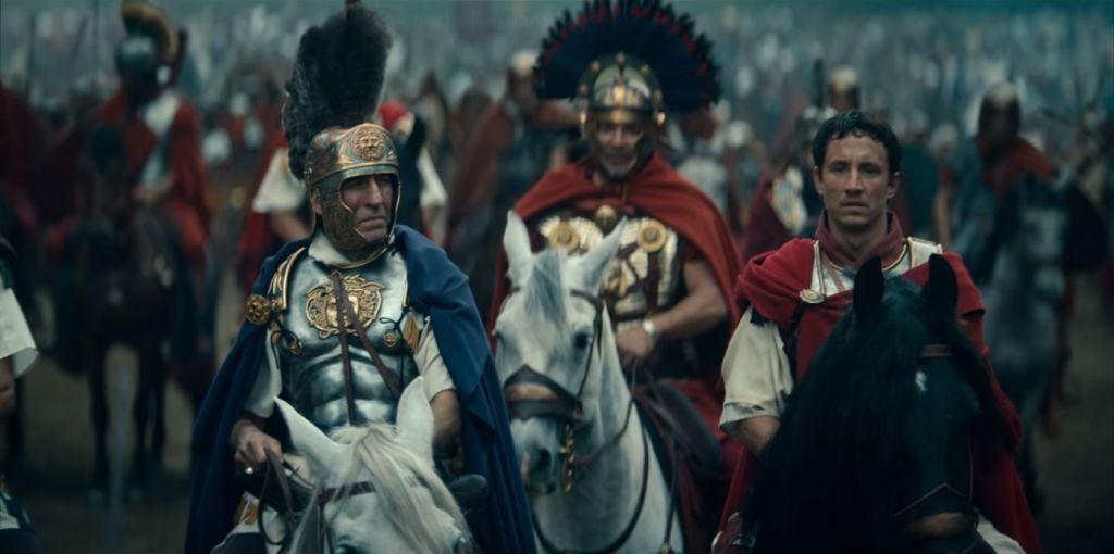 'Bárbaros', el nuevo Netflix