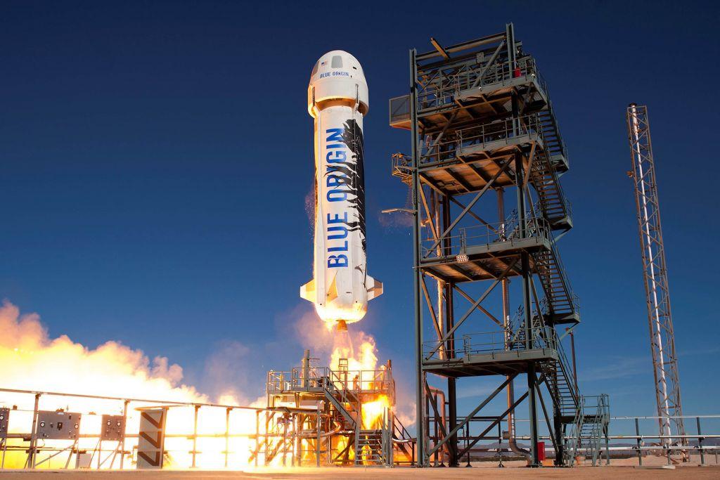 Para que puedas viajar al espacio con Jeff Bezos