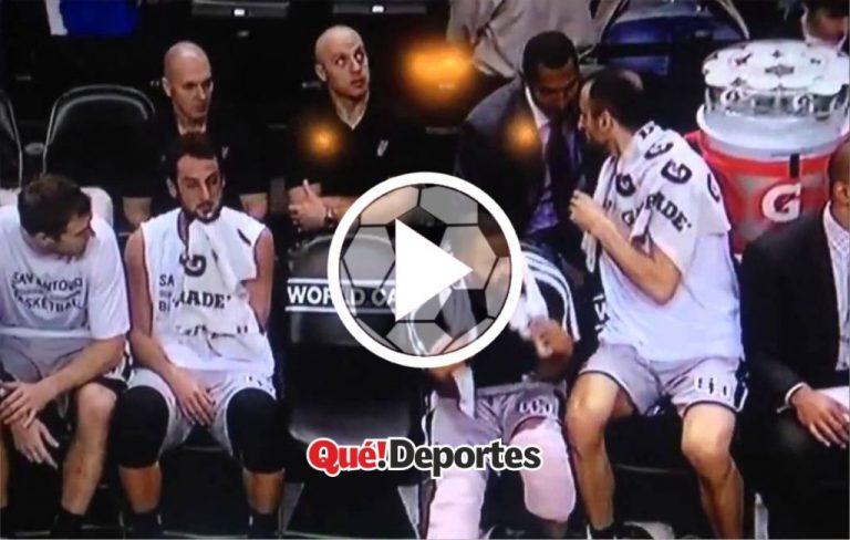 El momento más épico del Big Three San Antonio (y no es baloncesto)
