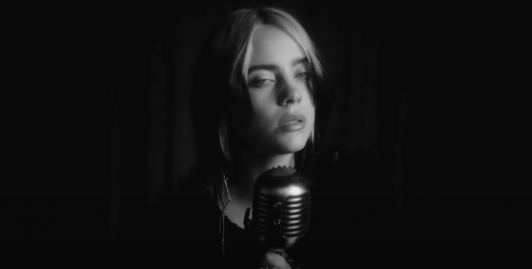 Billie Eilish estrena vídeo 'No time to die', para la nueva película de James Bond