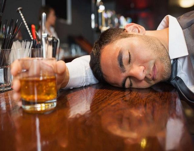 Cómo quitar una borrachera