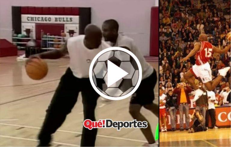 """Michael Jordan: """"No vuelvas a llamarme del retiro para humillarte otra vez"""""""
