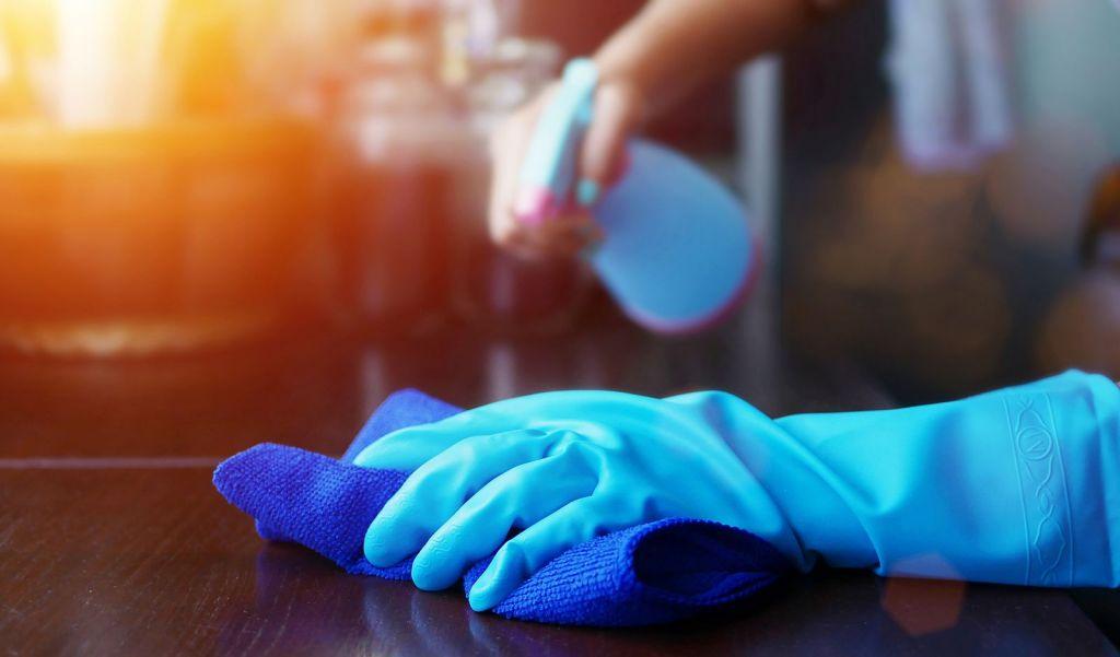 Cómo desinfectar tu casa en tiempos de Covid-19
