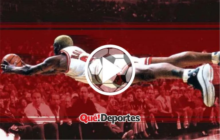 Por esto Dennis Rodman fue, es y será el mejor defensor de la historia de la NBA