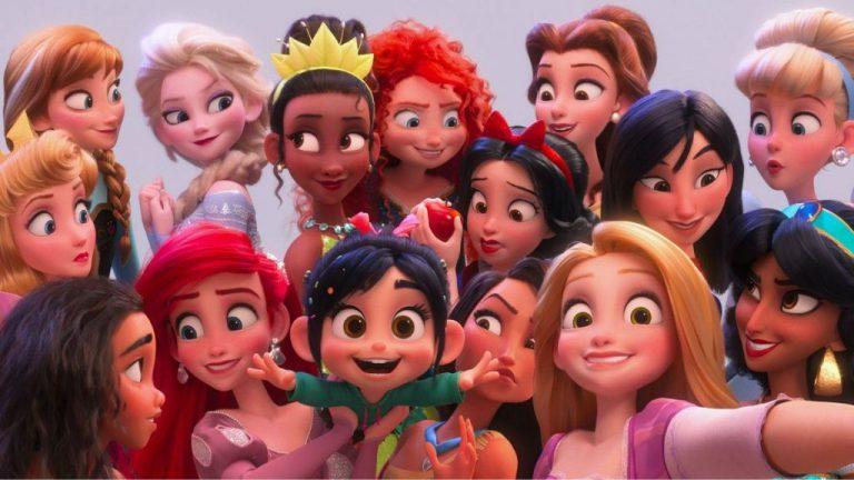 Así han evolucionado las princesas Disney (y el futuro)