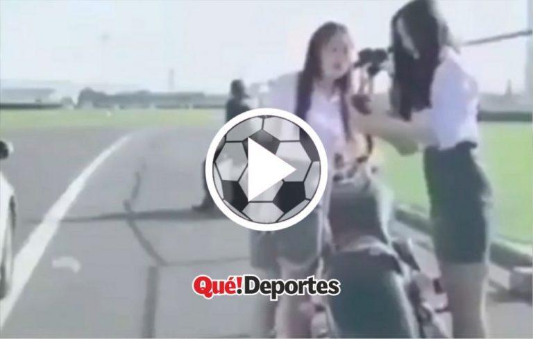 ¡Ella le pega mejor que Cristiano Ronaldo!