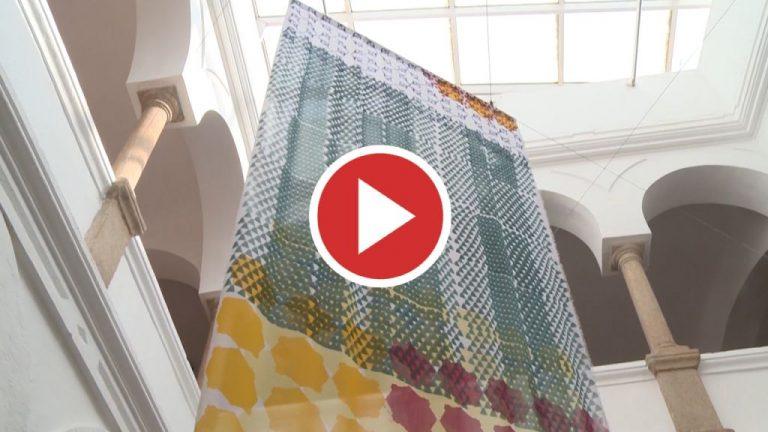 """La exposición """"Pattern reveal"""" en la sala Santa Clara de Mérida"""