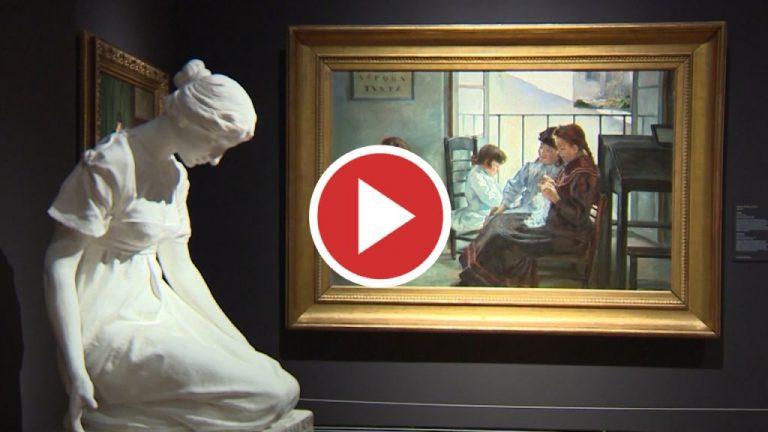"""""""Invitadas"""", la nueva exposición que acoge el Museo del Prado"""
