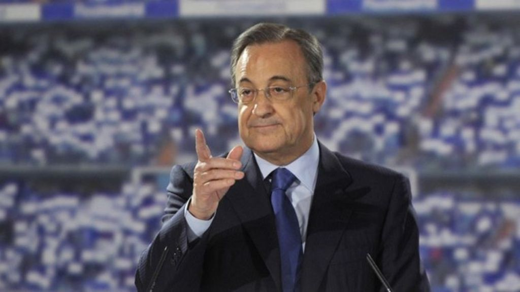 Florentino Pérez, salidas Real Madrid no rinden