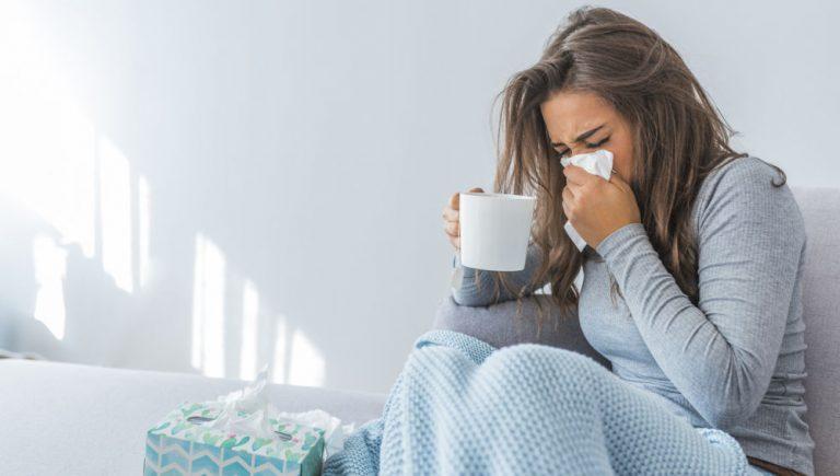 Alimentos que evitan la gripe y los resfriados