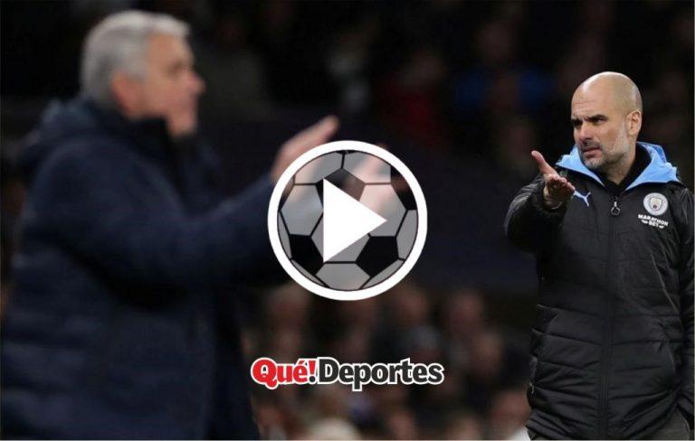 Así pasaron de ser amigos a una batalla mediática: Guardiola vs. Mourinho