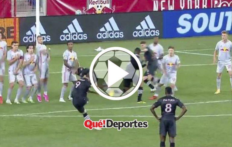 Higuaín y un gol que demuestra de que está hecho el argentino