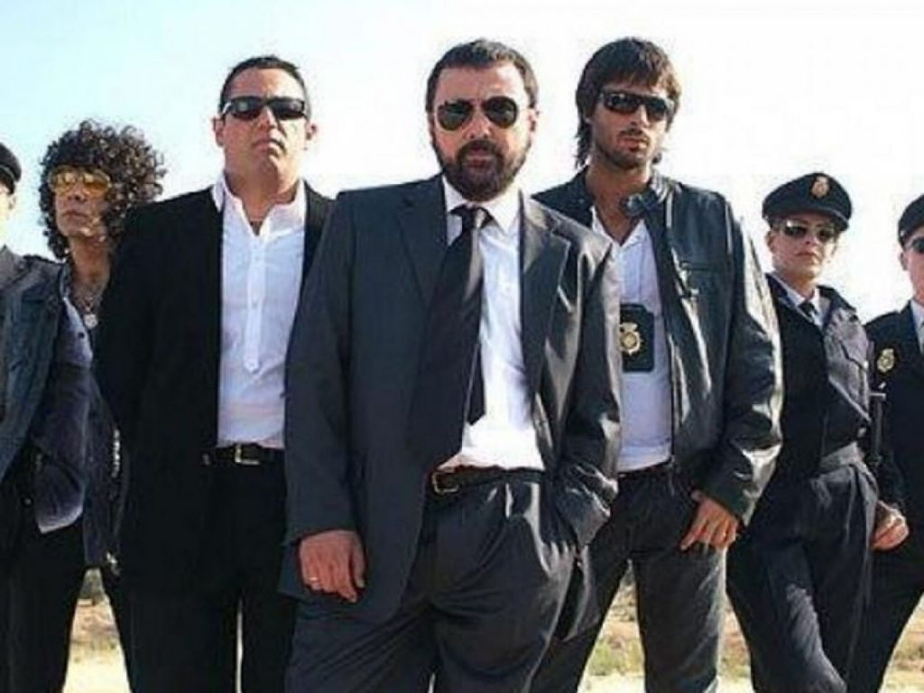 Este es el elenco de 'Los hombres de Paco', 15 años después