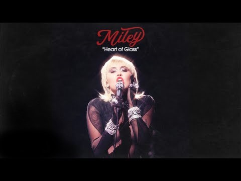 Miley Cyrus publica versión de 'Heart of glass', clásico de Blondie