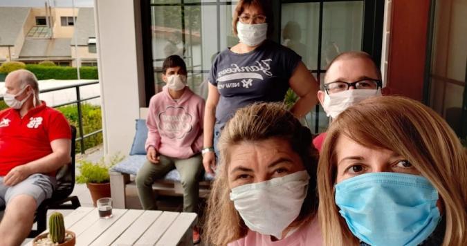 La segunda ola de la pandemia dispara la voz de alarma en 4.000 centros de personas con discapacidad intelectual