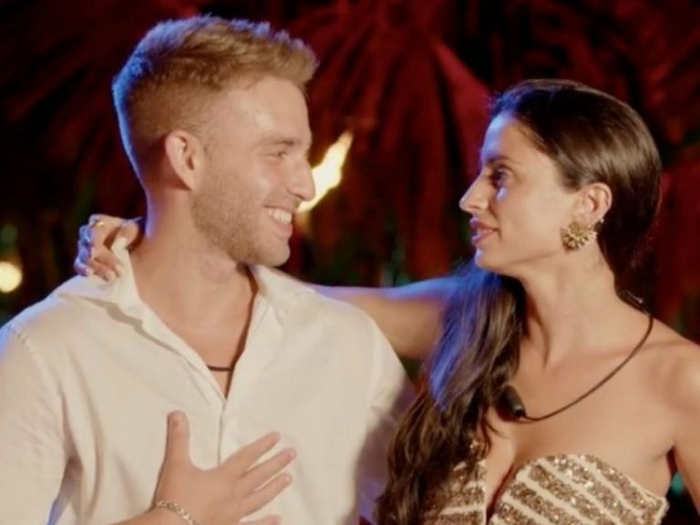 Los rumores que confirman que Inma y Ángel, de 'La isla de las tentaciones 2', no están juntos