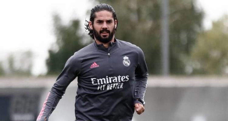 Isco / Zidane / Real Madrid