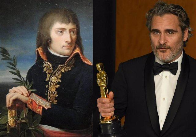 Joaquin Phoenix interpretará a Napoléon en la nueva película de Ridley Scott