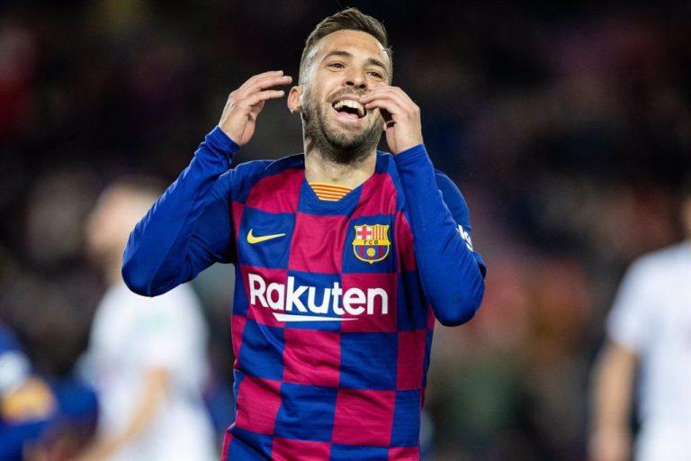El sucesor de Jordi Alba: el crack por el que el Barcelona apostaría en la próxima temporada