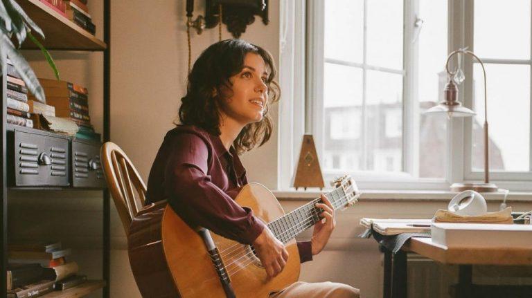 "Katie Melua presenta su ""Album No.8"""