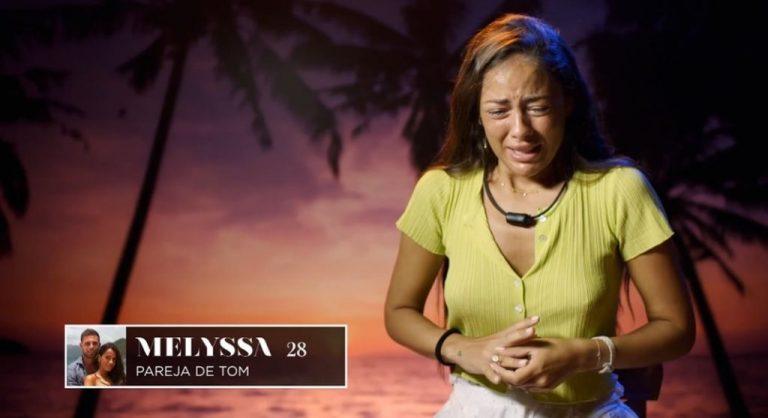 La isla de las tentaciones 2: Así le canta las cuarenta Melyssa Pinto a Tom Brusse