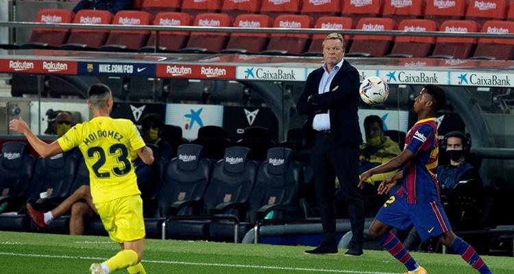 Koeman líder FC Barcelona