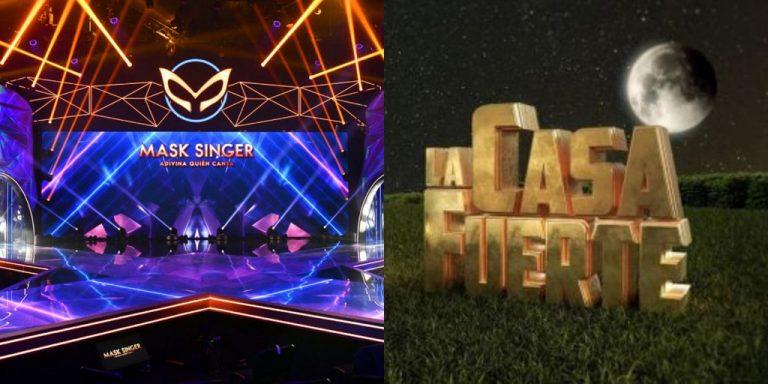 Guerra de estrenos: Mask Singer o La casa fuerte 2, ¿qué preferirá la audiencia?