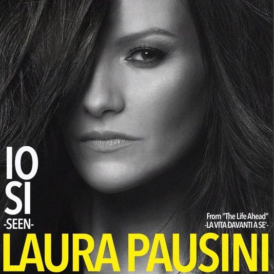 Laura Pausini yo sí Sophia Loren La vida por delante