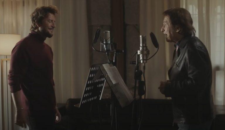 'Me olvidé de vivir' con Raphael y Manuel Carrasco