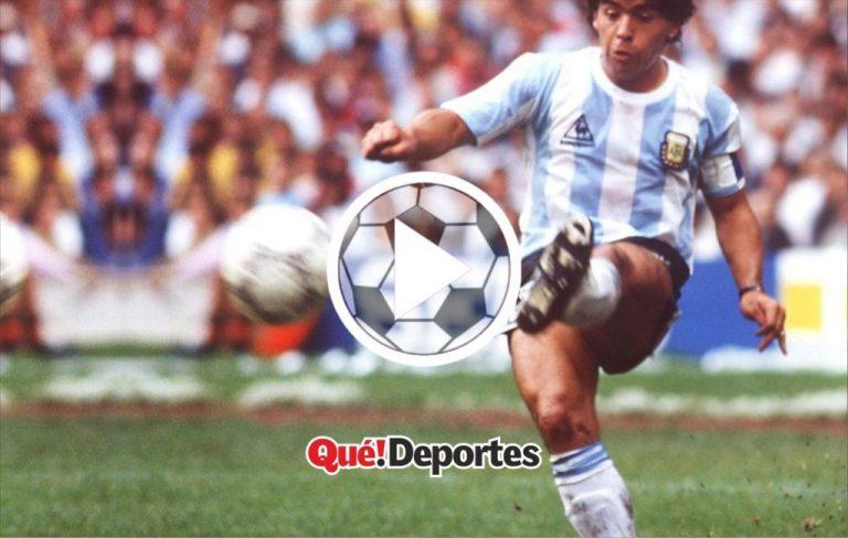 Cuando te pregunten quién fue Diego Maradona simplemente muestra esto