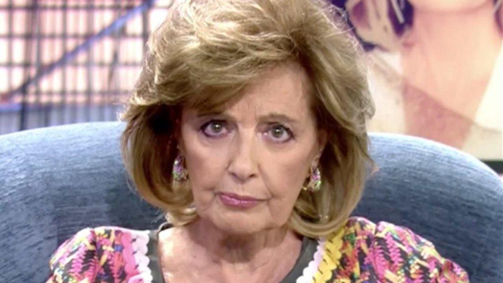 María Teresa Campos por 'Sálvame'