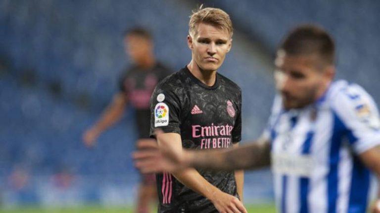 Martin Odegaard: ¿Camino de un nuevo calvario en el Real Madrid?