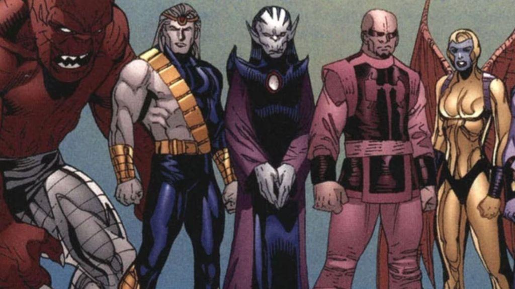 Este es el gran villano de «The Eternals» de Marvel