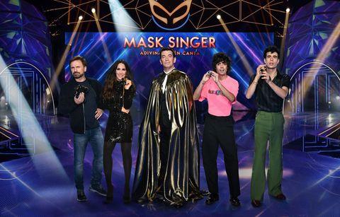 'Mask Singer': Las pistas que tenemos para adivinar a los famosos concursantes