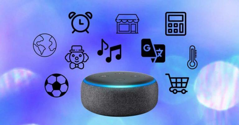 Los comandos de voz más divertidos de Amazon Alexa y Google Assistant
