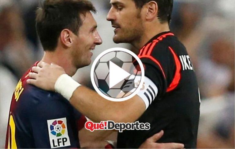 Esto es lo que genera jugar contra Messi