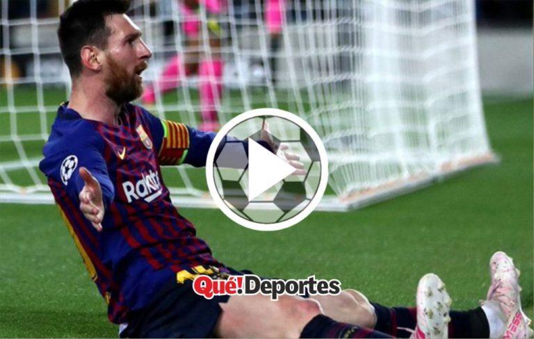 Messi y ese día que esquivó hasta su sombra ¡Que golazo por favor!