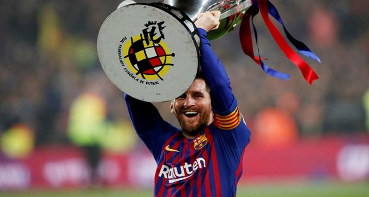 Lionel Messi / Barcelona / City