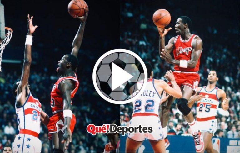 Hoy se cumplen 36 años del debut de Michael Jordan