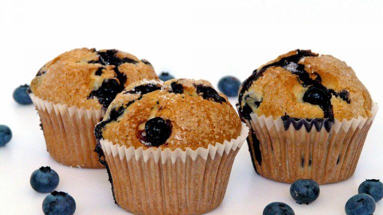 La receta definitiva para unos muffins de microondas iguales que los de horno